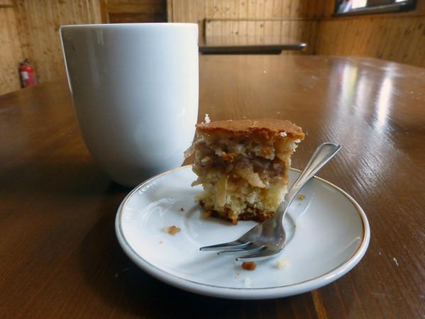 Apple Pie in Piatra Craiului, Romania