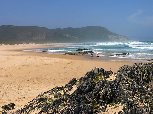 Nature's Valley Beach, Garden Route