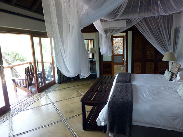 Room at Thornybush