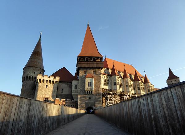 Corvin Castle - Hunedoara