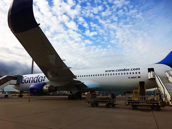 Condor Flight 7078