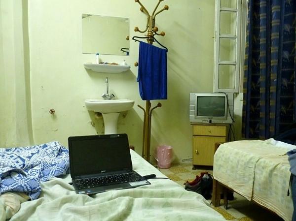 Hotel Room Aleppo, Syria