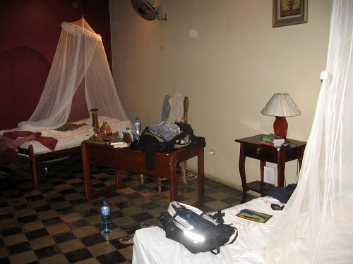 Hotel in Leon, Nicaragua