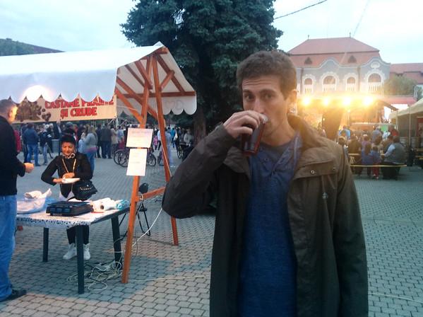 Chestnut Festival Baia Mare