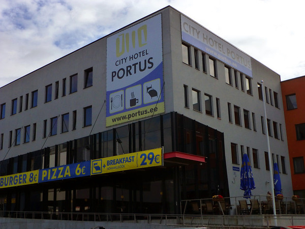 City Hotel Portus, Tallinn, Estonia