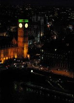 I am in love with this clock. In love! So, I couldn't help but add another photo of Big Ben lit up at night.
