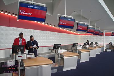 JFK Delta T4 Sky Club Review  An entrepreneur wandering