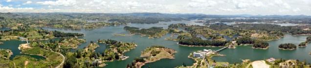 Guatape Panorama 02