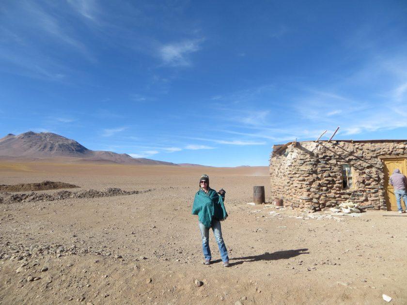 Chilean border, Bolivia