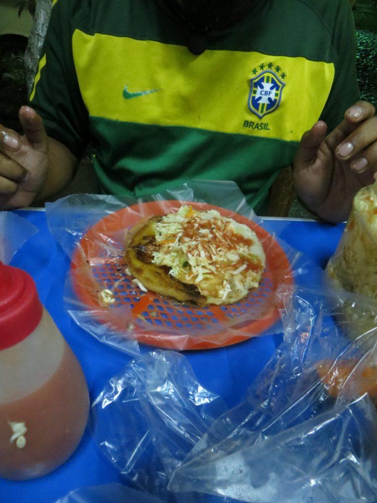 Pupusa Vegetarian Latin American Food