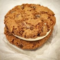 Gluten free cookie pie