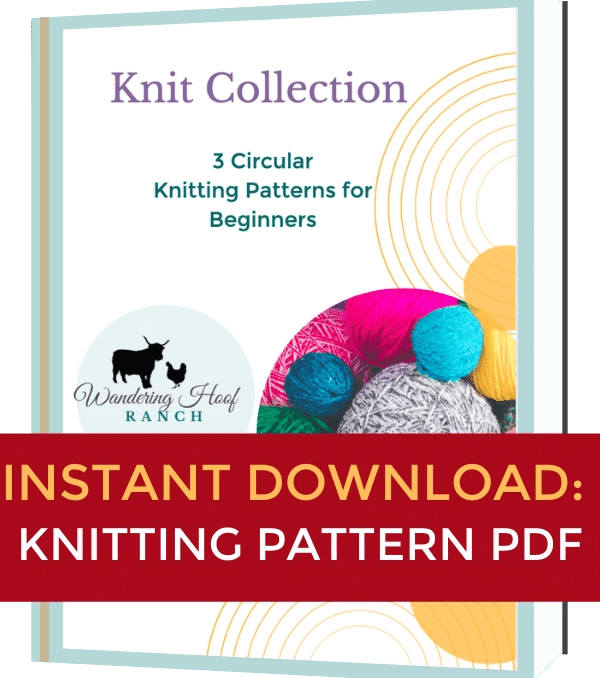 knit collection ebook image