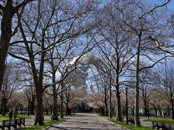 Flushing Meadows: The Remnants of Two World's Fairs in Queens, New York