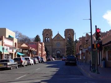 Wandering Santa Fe