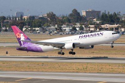 Boeing 767 Hawaiian Airlines