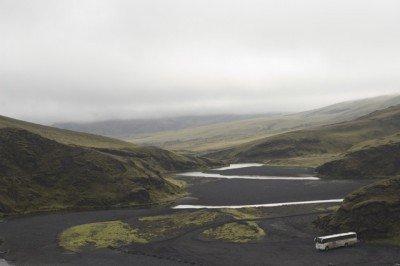 iceland highlands interior