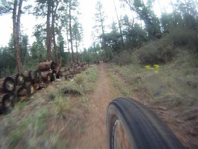 prescott mountain bike trails