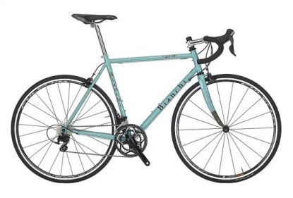 steel road bike