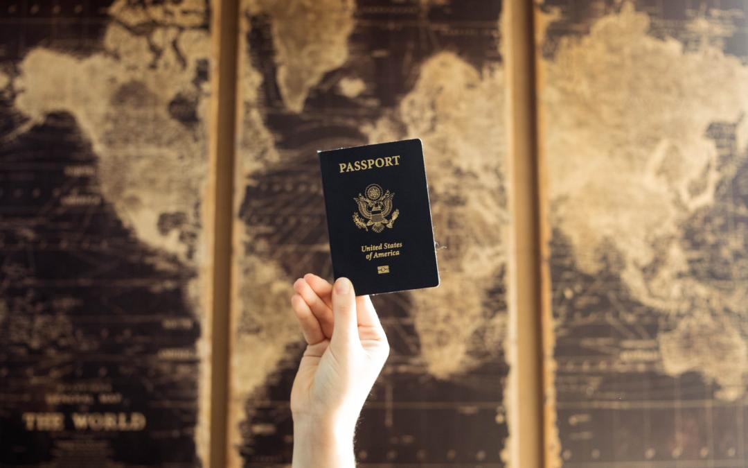 The Difference Between a Passport and a Visa