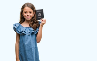 How To Obtain A Passport for A Minor