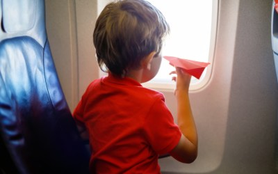 An Unaccompanied Minor's First Solo Flight – The Step by Step Process