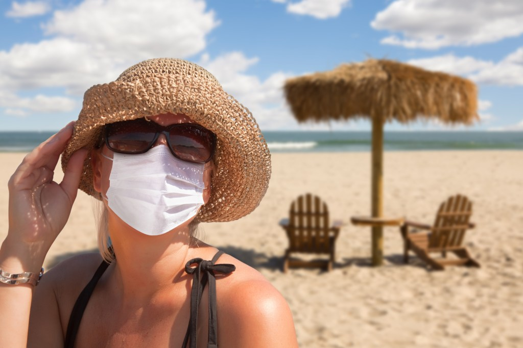 responsible travel during a pandemic