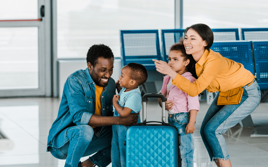 Things Black Moms Have to Consider When Traveling