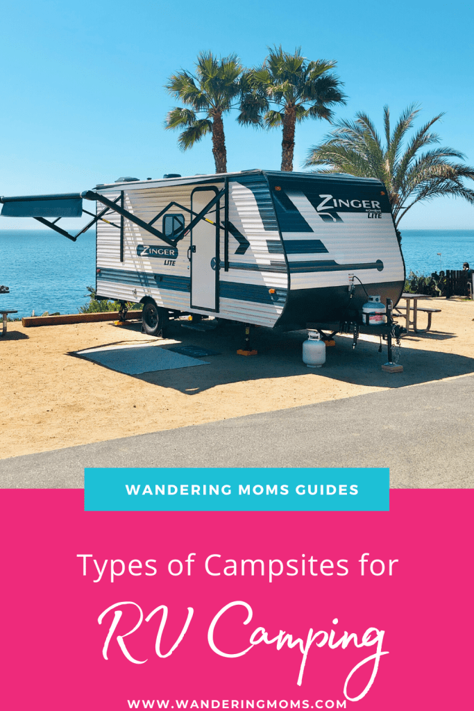 Types of Campsites for RV Camping