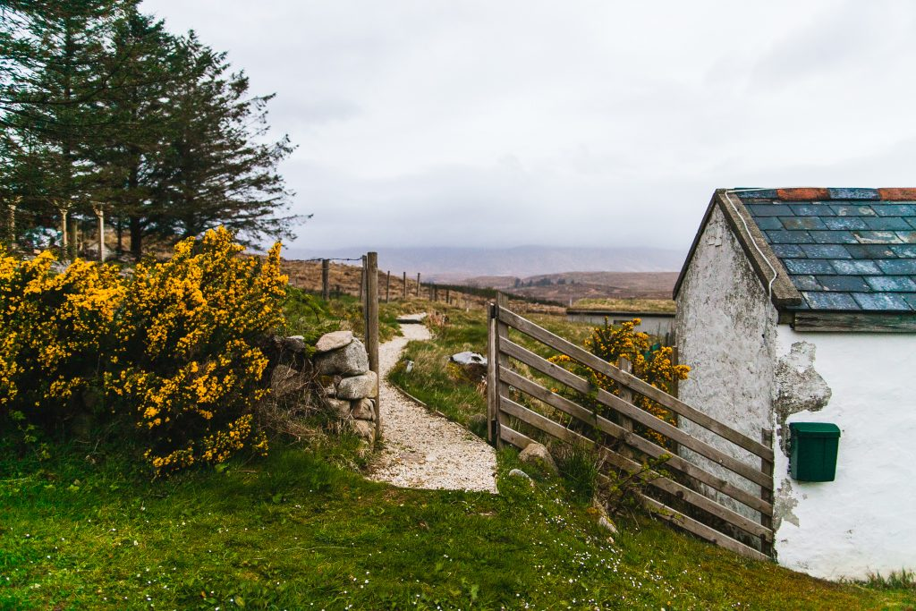 donegal farm path