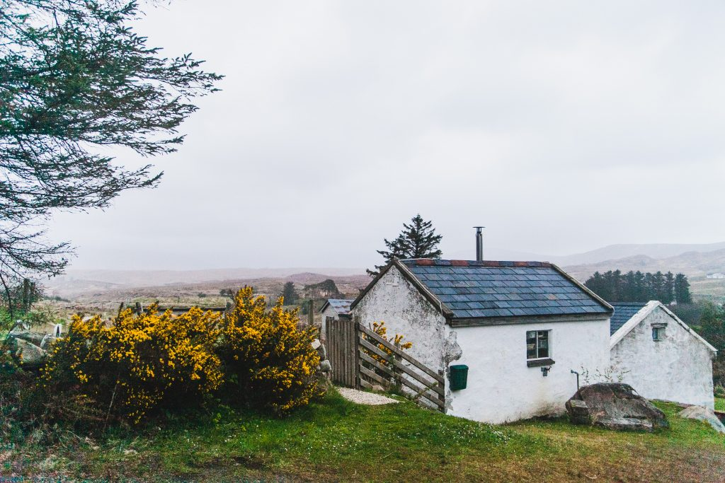 donegal farmhouse