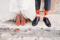 orange-shoes