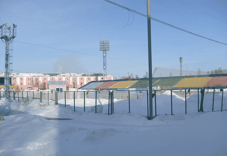 Bandy in Arkhangelsk