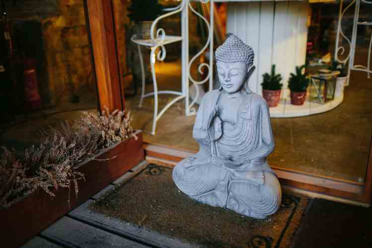 Elista is home to the biggest community of Buddhists in Europe