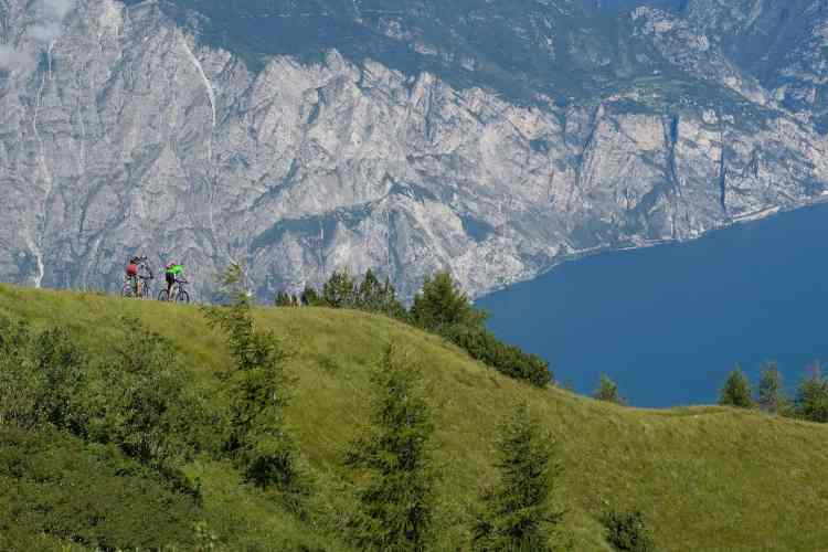Cycling and mountain biking at Lake Garda