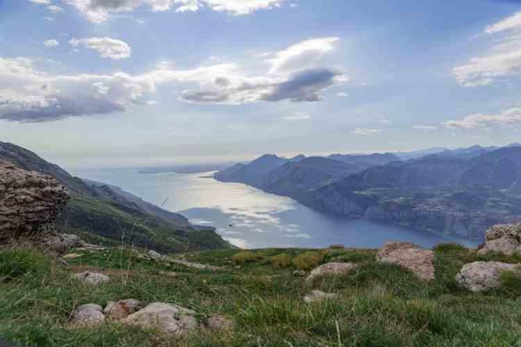 Camping in Lake Garda