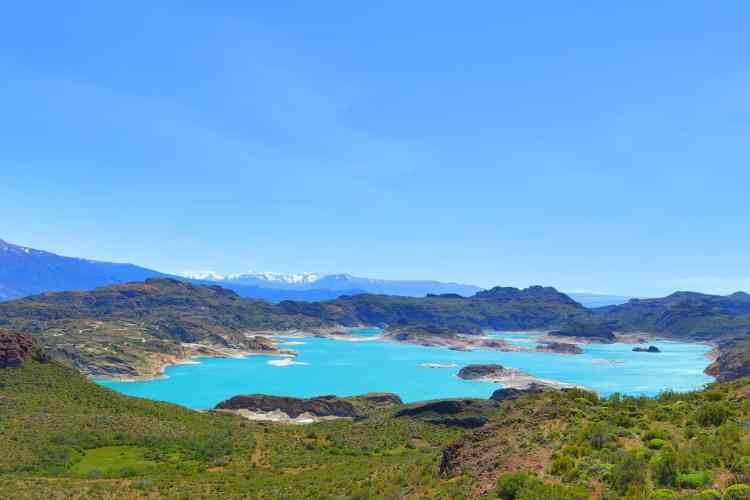 Camping and wild camping in Patagonia