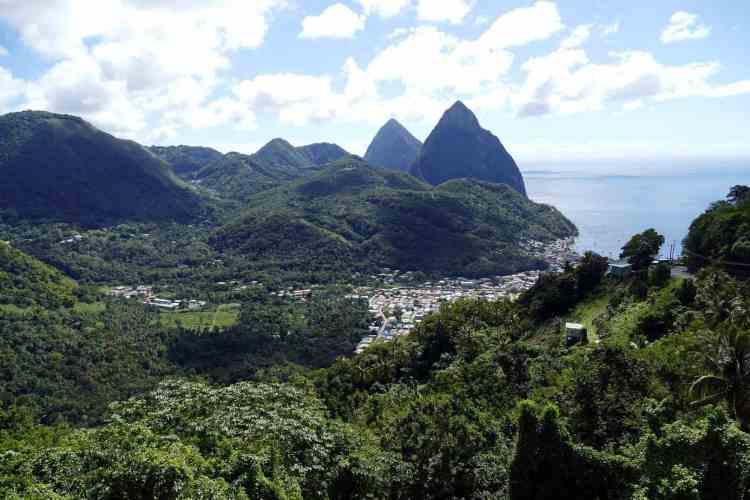 Jamaica vs St Lucia