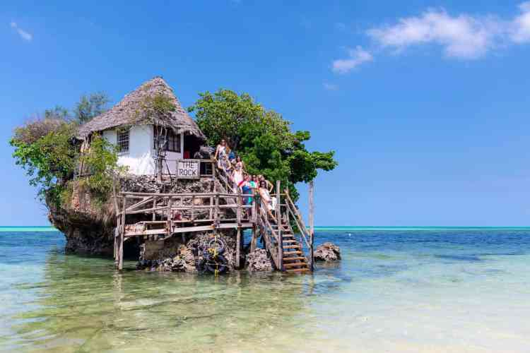 Seychelles or Zanzibar