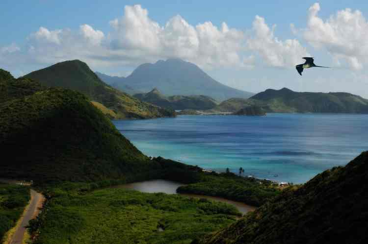 St Lucia or St Kitts