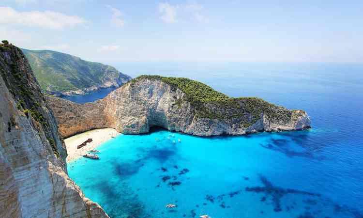 Croatia or Greece