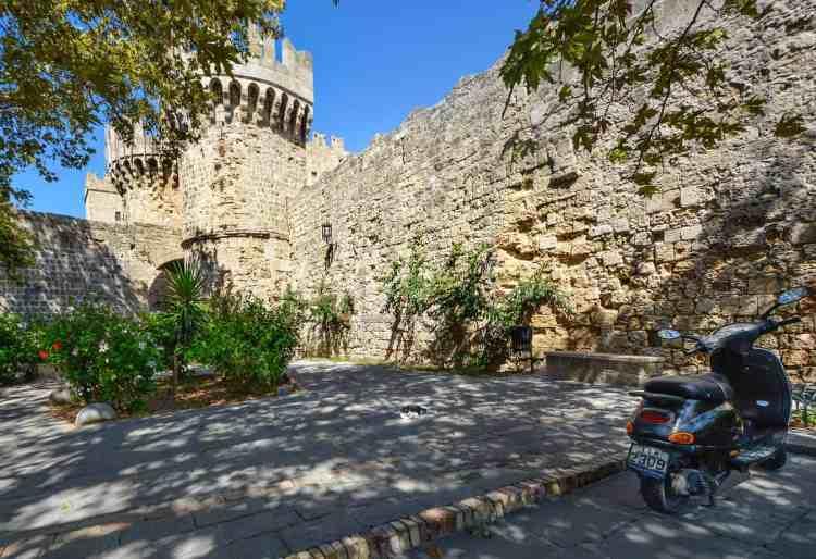 hiking in Rhodes  Walking in Rhodes
