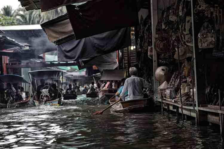 Bangkok or Pattaya