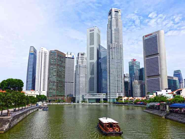Dubai or Singapore