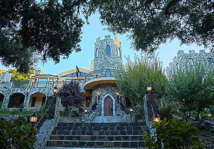 castles in California