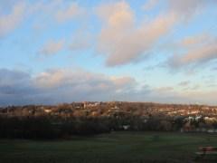 Hampstead Heath view North