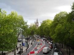 Thames path Big ben