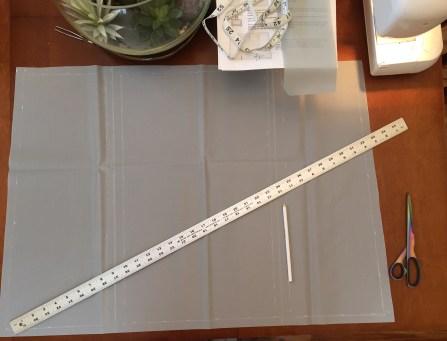 Measure once cut twice