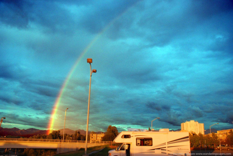 Alaska Rainbow