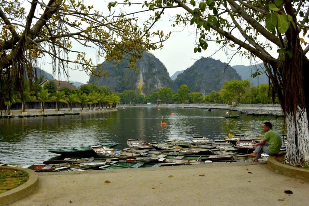 Tam Coc, Ninh Binh, Vietnam