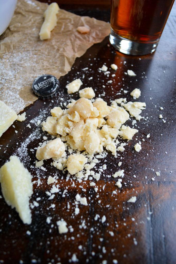 Parmesan Cheese - Parmesan Pumpkin Beer Bread